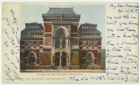 Postcards, ca. 1905-ca. 1910.