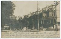 Postcards, ca. 1905-ca. 1910.