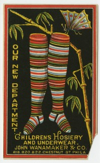 Trade Card.