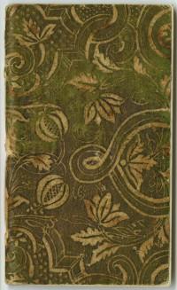Poor Will's Pocket Almanack, for the year 1797. Philadelphia: Joseph Crukshank, 1796.